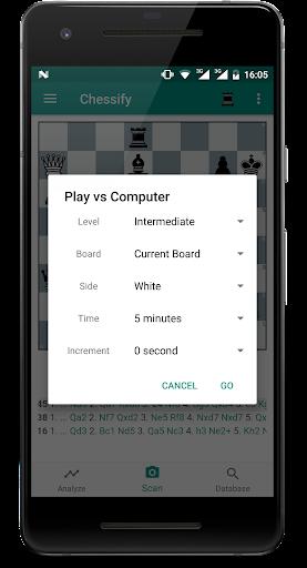 Chessify - Scan, Analyze, Play 2.97 screenshots 5