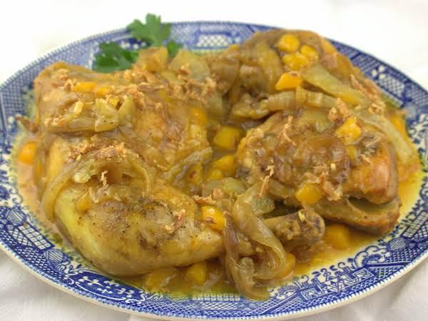 Crockpot Mango Chicken Recipe