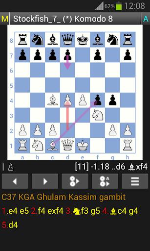 Stockfish Chess Engine (OEX) 10.20181206 screenshots 2