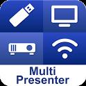 MultiPresenter icon