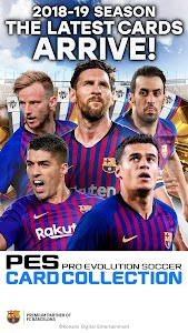 PES CARD COLLECTION 2.7.0