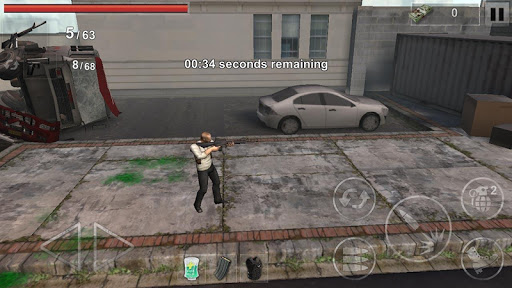 Code Triche Zombie Hunter Frontier  APK MOD (Astuce) screenshots 1