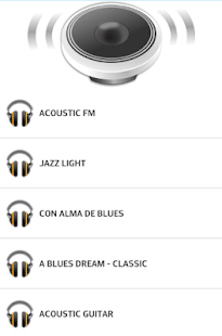 Acoustic Blues Radio - náhled