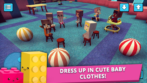 Baby Craft: Crafting & Building Adventure Games apkpoly screenshots 1