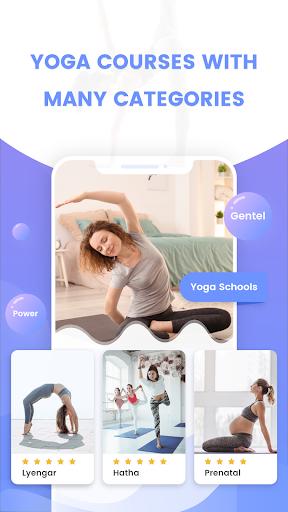 Yoga For Beginners - Yoga Poses For Beginners 3.5 screenshots 3