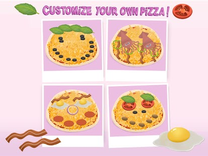Baby Chef Sofia's Pizza Party- screenshot thumbnail