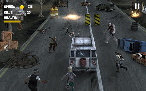Car and Zombies : Highway Kill Squad ss2
