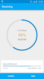 SuperBeam | WiFi Direct Share Screenshot 7