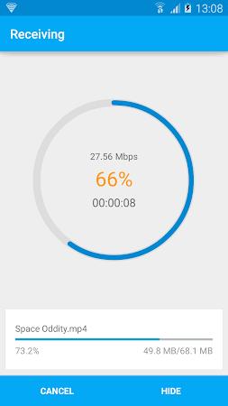 SuperBeam | WiFi Direct Share 4.1.3 screenshot 28151