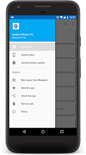 UPDATE SOFTWARE PRO 1.0.5 [Full Unlocked] Cracked Apk 1