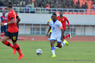 Photo: [Rwanda Amavubi v Mozambique 14 June 2015 (Pic © Darren McKinstry / www.johnnymckinstry.com)]