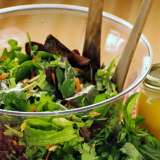 Garden Salad with House Dressing