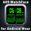 A09 WatchFace for Android Wear icon