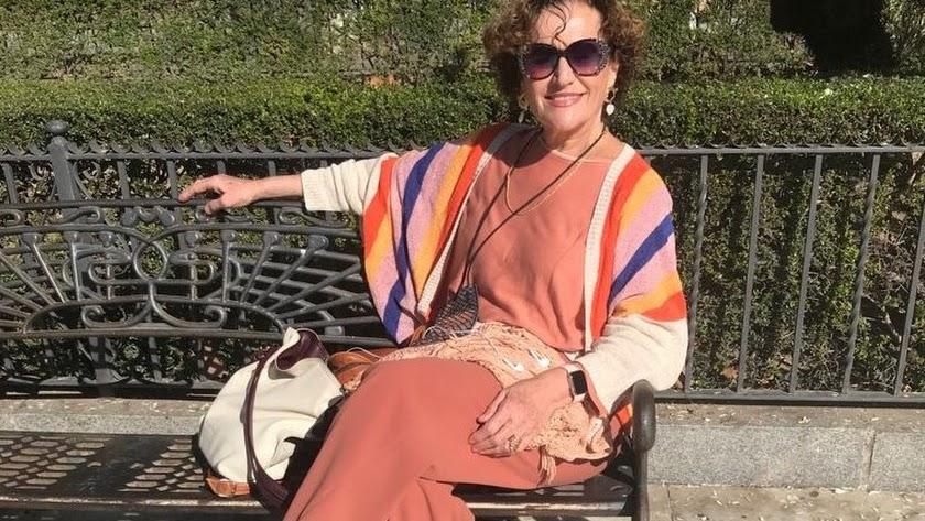 María Isabel Orland empezó en la ONG a través de sus talleres de yoga y ahora la preside.