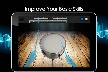Easy Jazz Drums for Beginners: Real Rock Drum Sets 1.1.2 screenshot 2093012