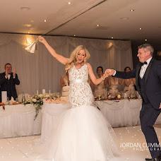 Wedding photographer Jordan Cummins (JordanCummins). Photo of 01.02.2019