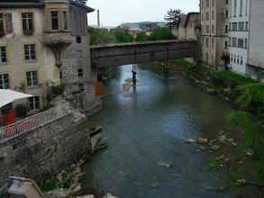 Photo: Le siège du Patrimoine au fil de l'eau. Agenda 21