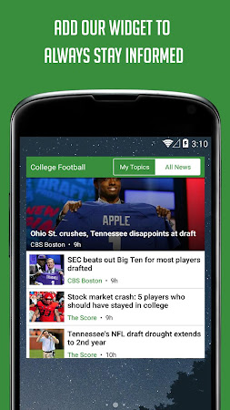 College Football News & Rumors 3.932 screenshot 2071803