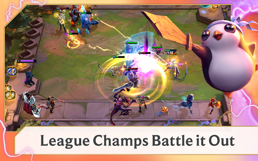 Teamfight Tactics: League of Legends Strategy Game screenshot 8