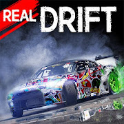 High Speed Drift Car Driving