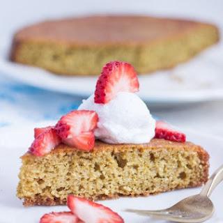 Blood Orange & Almond Flour Cake Recipe