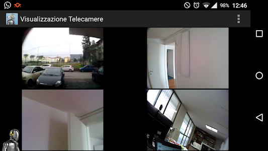 ipDoor Cams screenshot 0