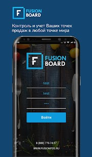Fusion Board - náhled