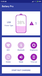 Battery Pro - Fast Charging - náhled