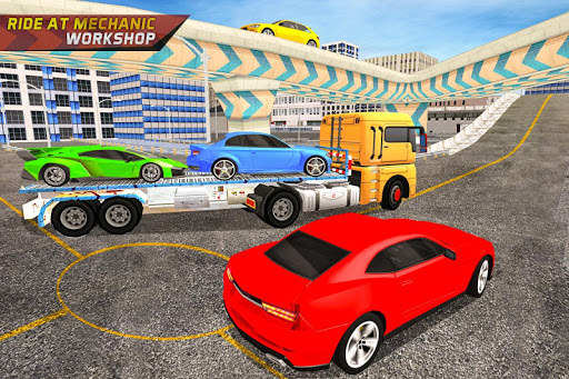 Gas Car Station Services: Highway Car Driver 1.0 screenshots 5