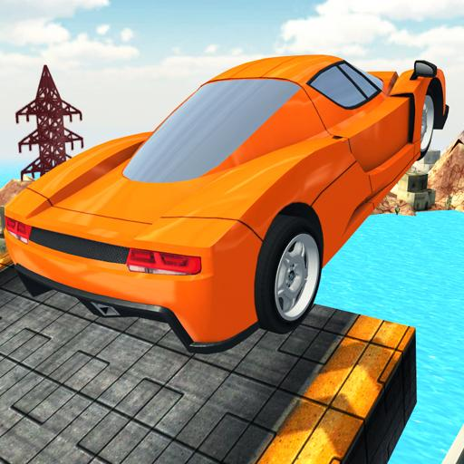 Car Stunt Challenge Icon