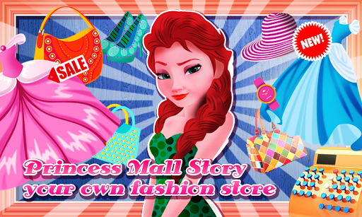 Princess Games - Mall Story