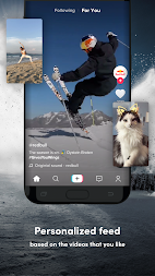 TikTok APK screenshot thumbnail 2