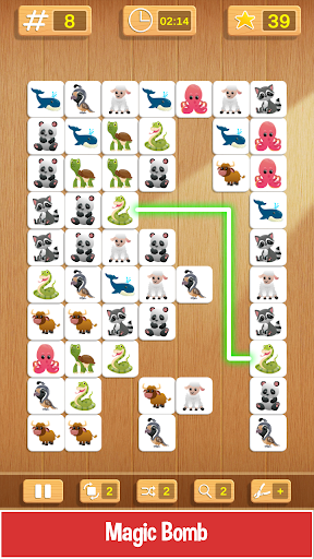 Tile Onnect - Onet Connect Pair Matching Puzzle
