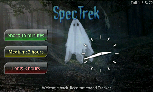 SpecTrek screenshot 4