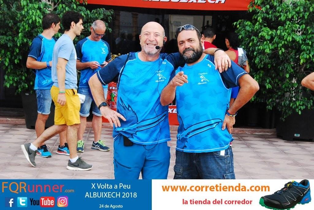 Fotos Volta a Peu Albuixech 2018