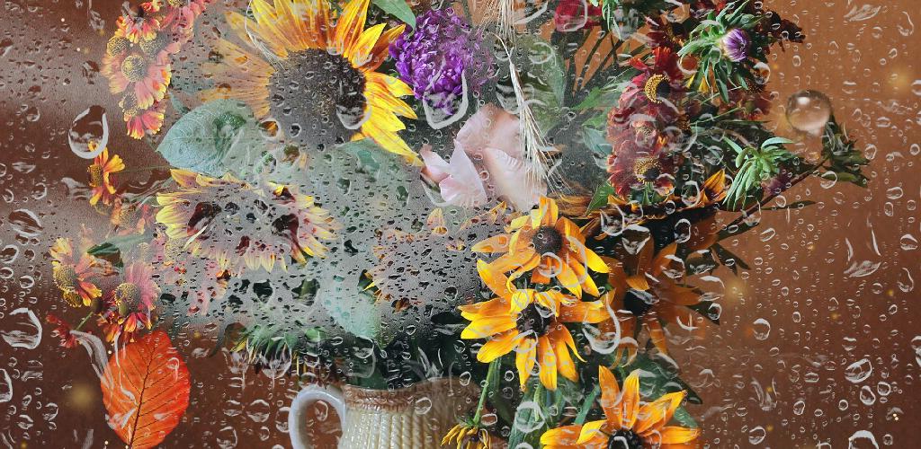 изтегли Autumn Flower Live Wallpaper 101 Android Apk Com