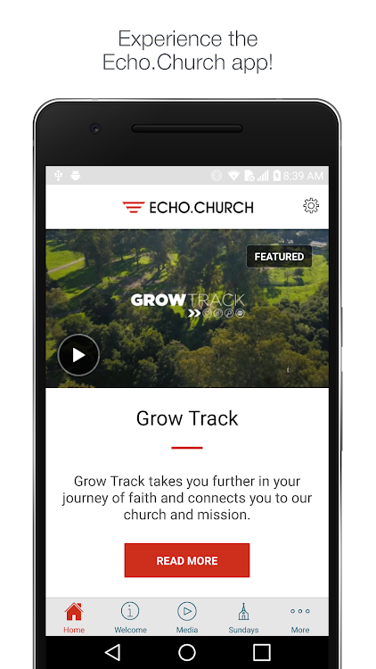 Echo Church – (Android Applications) — AppAgg
