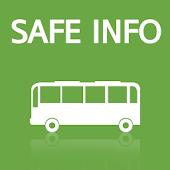 교통안전 정보 - 세이프인포