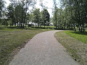 Photo: Pėsčiųjų takas 2011 gegužė