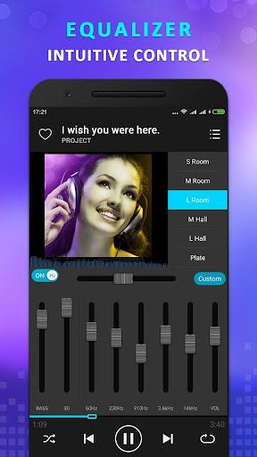 Pemutar musik KX 1.5.8 screenshots 2