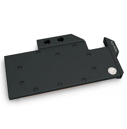 EK vannblokk for skjermkort, EK-Quantum Vector RTX 3080/3090 - Copper + Acetal