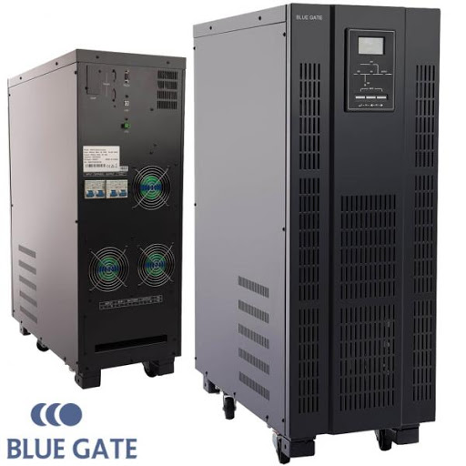 Blue Gate 10kva 180v Inverter Poise Energy Nigeria