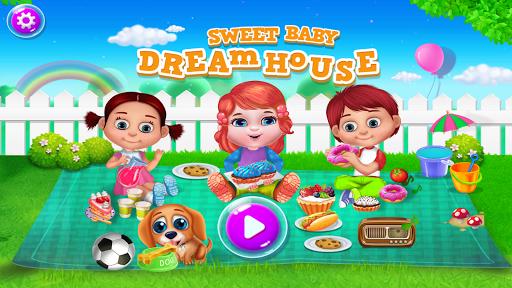 Ruby Baby Care Babysitter & Dream house 2.0.02.0.0 screenshots 1