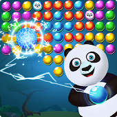 Bubble Shoot 3D - Panda Pop Puzzle Game