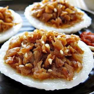 Chwee Kueh 水粿