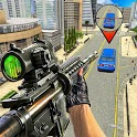Sniper Traffic Shooter - New shooting games - FPS icon