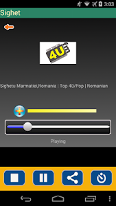 Radio Romania screenshot 0
