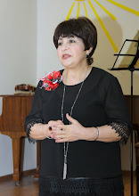 Photo: Татьяна Абрамовна Даниелян - заслуженный работник культуры, преподаватель музыкальной школы №2 по классу скрипки
