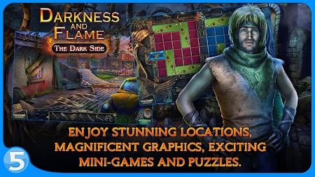 Darkness and Flame 3 (free to play) APK screenshot thumbnail 15