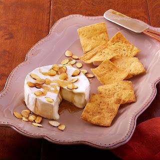 Honey & Almond Baked Brie